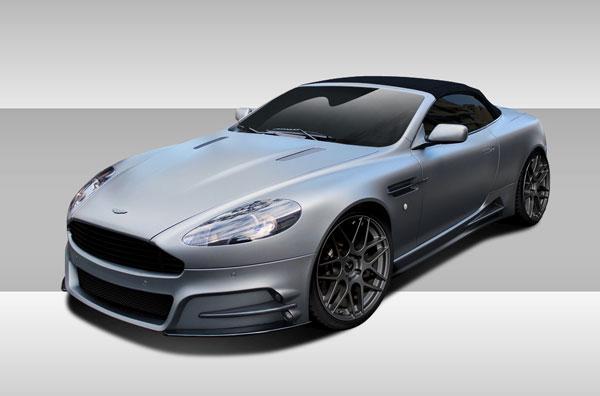 Duraflex 109643 |  Aston Martin DB9 DBS Eros Version 1 Body Kit 4-Piece; 2004-2012