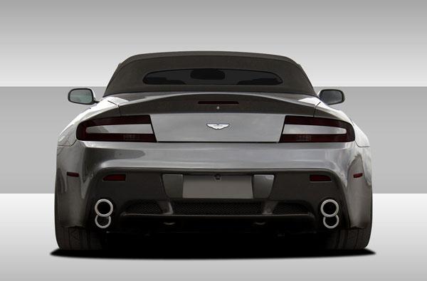 Duraflex 109646 |  Aston Martin Vantage Eros Version 1 Rear Bumper Cover 1-Piece; 2006-2016