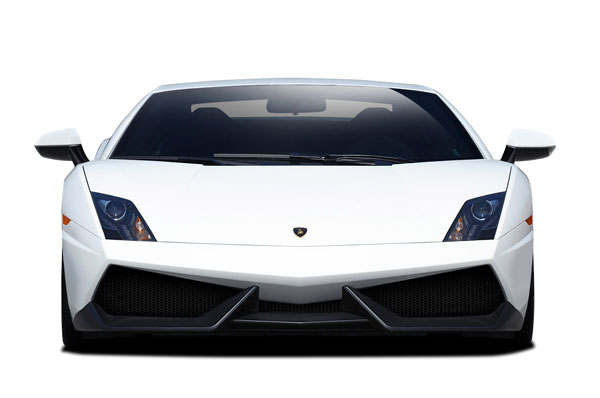 Aero Function 109683 |  2009-2013 Lamborghini Gallardo AF-2 Front Bumper Cover ( GFK ) - 1 Piece