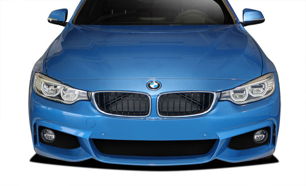 Couture 109715: 2014-2016 BMW 4 Series F32 Couture M Sport Look Front Bumper Cover - 1 Piece