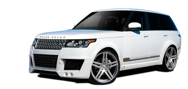 Aero Function (109717)  2013-2015 Land Rover Range Rover AF-1 Complete Wide Body Kit ( GFK PUR-RIM ) - 20 Piece