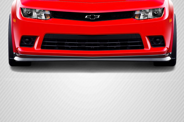 Carbon Creations 109807: 2010-2015 Chevrolet Camaro Carbon Creations Z28 Look Front Lip Under Air Dam Spoiler - 1 Piece