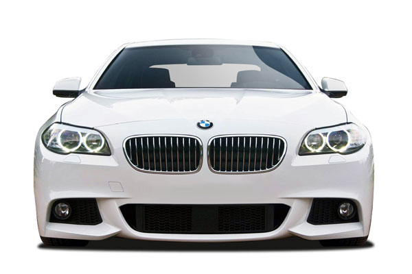 Vaero 109832: 2011-2016 BMW 5 Series F10 Vaero M Sport Look Front Bumper Cover ( without PDC , with Side Cameras ) - 1 Piece