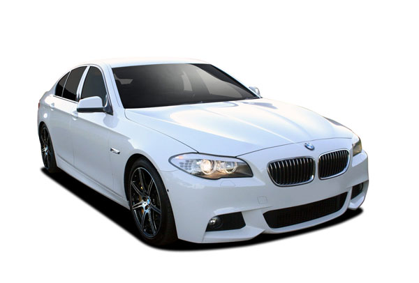 Vaero 109883 | BMW 5 Series 528i F10 Vaero M Sport Look Body Kit ( without PDC, with Side Cameras ) 5-Piece; 2011-2016