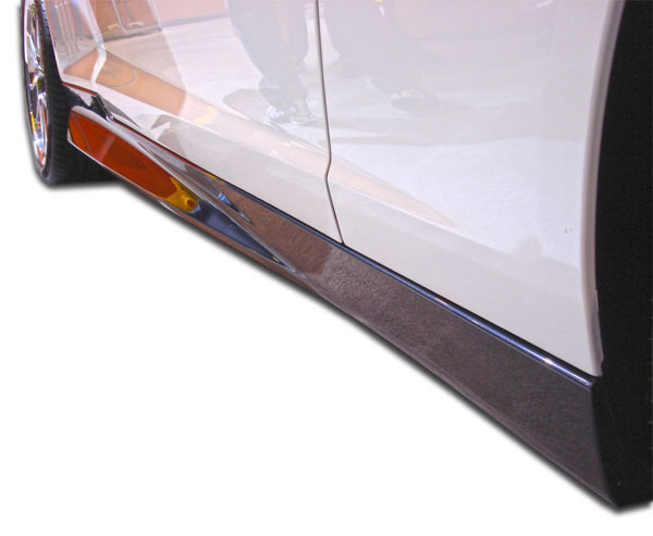 Extreme Dimensions 106782: 2010-2015 Chevrolet Camaro Polyurethane GM-X Side Skirts Rocker Panels - 2 Piece