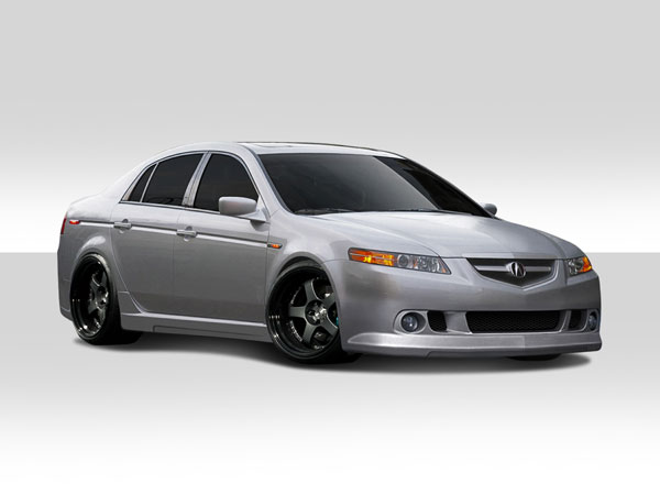 Duraflex 111287 | Acura TL Duraflex K-1 Body Kit 4-Piece; 2004-2008