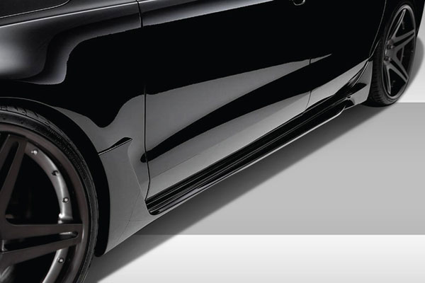 Duraflex 112119 |  Audi A7 Eros Version 1 Side Skirt Rocker Panels 2-Piece; 2012-2016