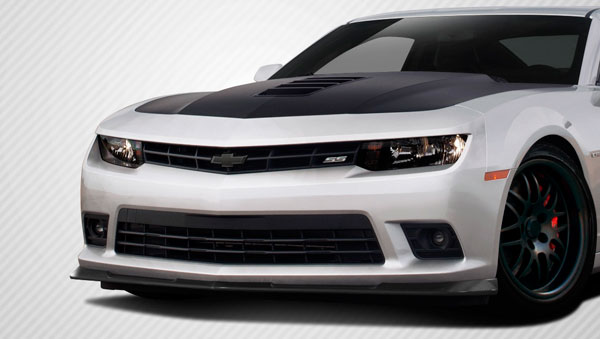Carbon Creations 112231 | Chevrolet Camaro V8 Carbon Creations GM-X Front Lip Under Air Dam Spoiler 1-Piece; 2014-2015