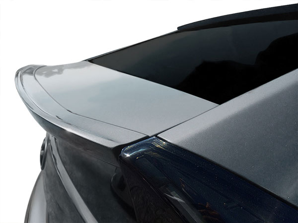 Couture 112375 | Toyota Prius Couture Vortex Trunk Wing Spoiler 1-Piece; 2010-2015