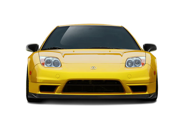 Couture 112387: 2002-2005 Acura NSX  Vortex Front Lip Under Air Dam Spoiler - 1 Piece