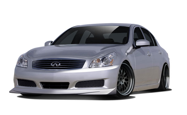 Couture 112393 | Infiniti G Sedan Couture Vortex Body Kit 5-Piece; 2007-2010