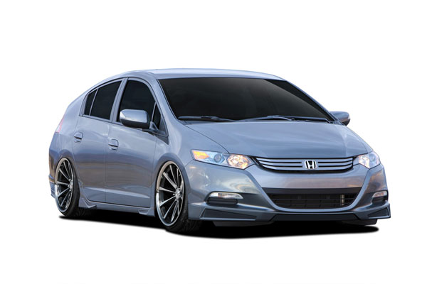 Couture 112394: 2010-2014 Honda Insight  Vortex Body Kit - 7 Piece