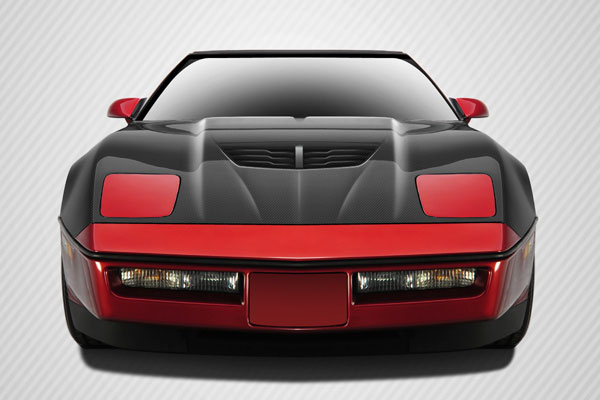 Carbon Creations 112406: 1984-1996 Chevrolet Corvette  Stingray Z Hood- 1 Piece
