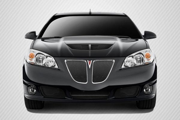 Carbon Creations 112423 | Pontiac G6 Carbon Creations Stingray Z Hood- 1-Piece; 2005-2009