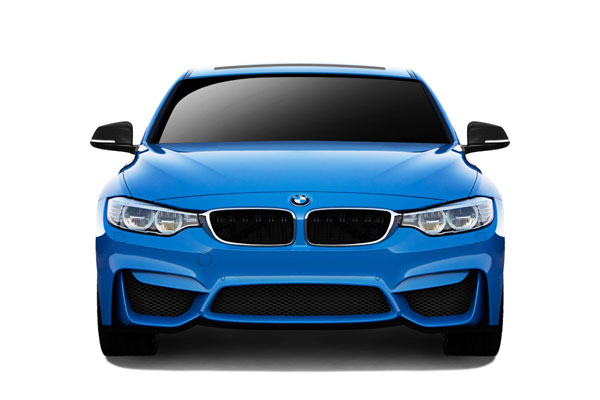 Couture 112502: 2012-2016 BMW 3 Series F30 Couture M3 Look Front Bumper - 1 Piece
