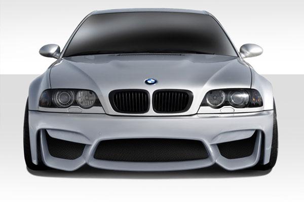 Duraflex 112629   BMW M3 E46 Duraflex M4 Look Front Bumper - 1 -piece; 2001-2006