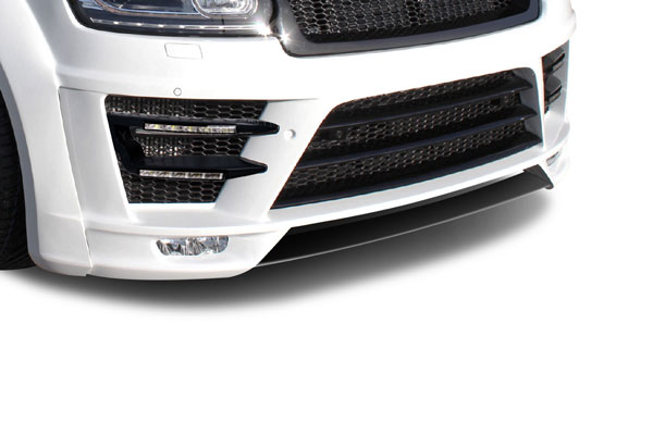 Aero Function 112672 |  Land Rover Range Rover Sport AF-1 Front Lip ( GFK ) 1-Piece; 2014-2015