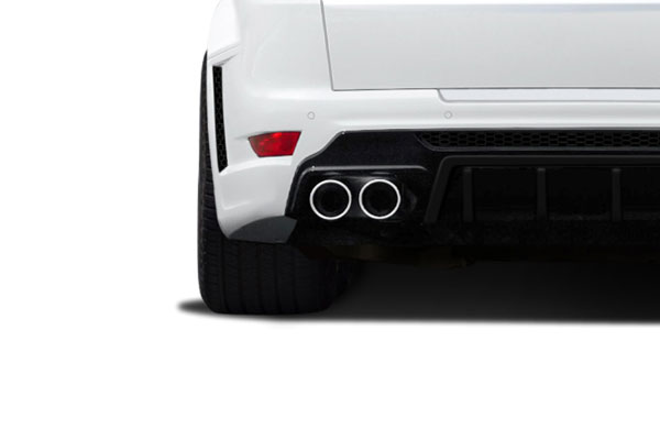 Aero Function 112676 |  2014-2015 Land Rover Range Rover Sport AF-1 Exhaust Tips - 2 Piece