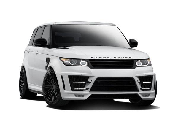 Aero Function 112687 |  2014-2015 Land Rover Range Rover Sport AF-1 Body Kit - 10 Piece