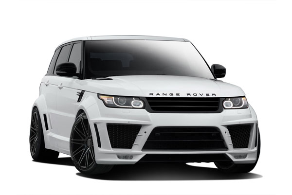 Aero Function 112688 |  Land Rover Range Rover Sport AF-2 Wide Body Kit 14-Piece; 2014-2015