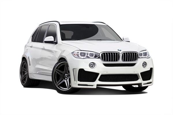 Aero Function 112690 |  BMW X5 F15 AF-1 Wide Body Kit 12-Piece; 2014-2015