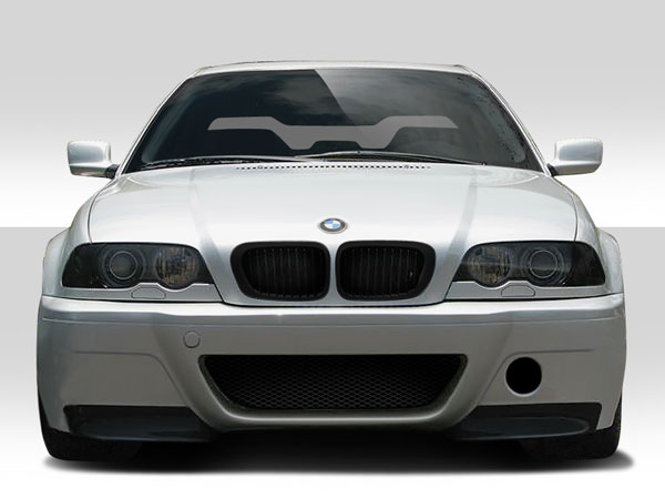 Carbon Creations 112699: 1999-2006 BMW 3 Series E46 2DR Duraflex CSL Look Front Bumper Cover - 1 Piece
