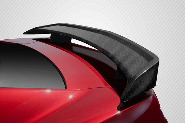 Carbon Creations 112712: 2010-2013 Chevrolet Camaro  High Wing Trunk Lid Spoiler - 1 Piece