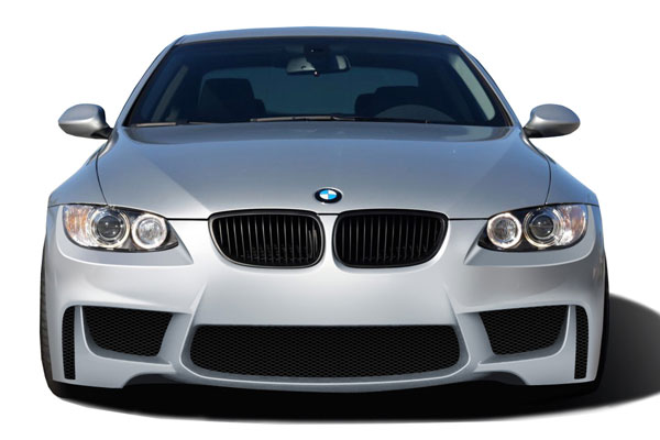 Couture 113375 | Couture BMW 3 Series E92 E93 Couture 1M Look Front Bumper Cover 1-Piece; 2007-2010