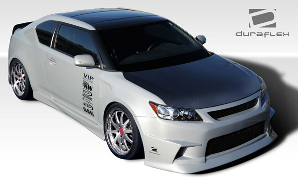 Duraflex 107652 | 2011-2013 Scion tC Duraflex GT Concept Body Kit - 4 Piece