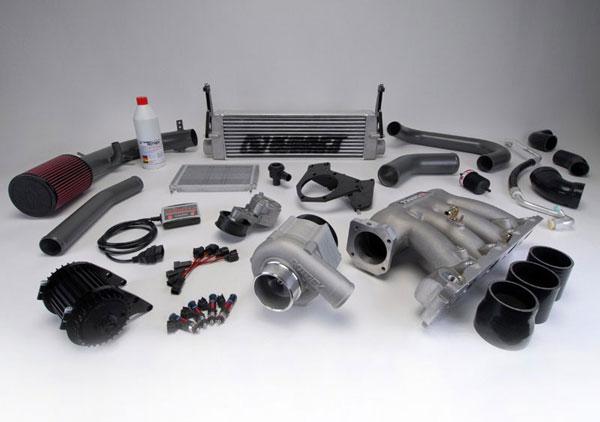 KraftWerks 150-05-1330 | Kraftwerks Supercharger Civic Si System w/o Tuning; 2006-2011