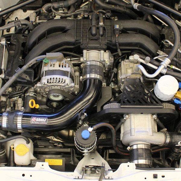Kraftwerks 150-12-1301B | Kraftwerks Supercharger FRS Scion with Tuning (EcuTek) - Black Edition (Kraftwerks exclusive partial Black anodized Drive Housing); 2013-2013
