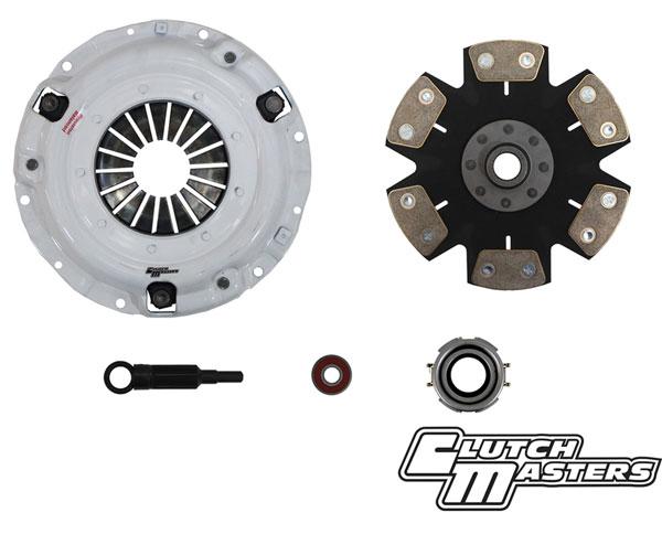 Clutch Masters 15013-HDB6 |  Subaru Forester - 4 Cyl 2.5L Non Turbo Clutch Master FX500 Clutch Kit; 1997-2006