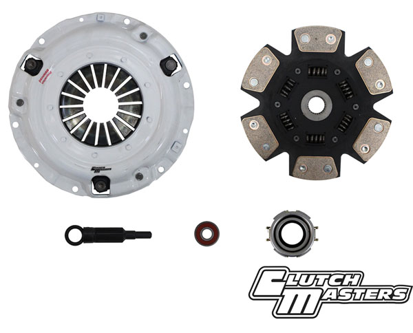 Clutch Masters 15013-HDC6 |  Subaru Forester - 4 Cyl 2.5L Non Turbo Clutch Master FX400 Clutch Kit; 1997-2006