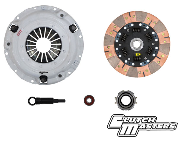 Clutch Masters 15013-HDCL |  Subaru Forester - 4 Cyl 2.5L Non Turbo Clutch Master FX400 Clutch Kit; 1997-2006