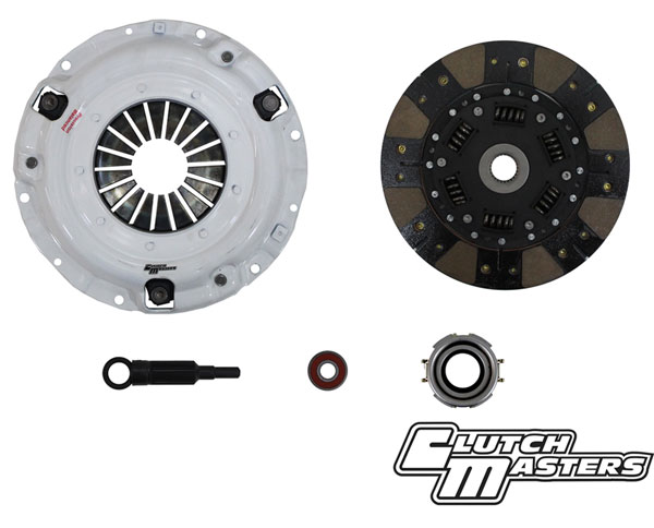 Clutch Masters 15013-HDFF |  Subaru Forester - 4 Cyl 2.5L Non Turbo Clutch Master FX350 Clutch Kit; 1997-2006