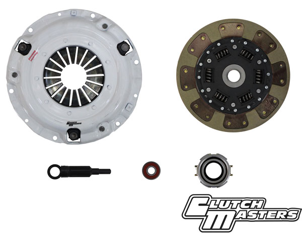 Clutch Masters 15013-HDTZ |  Subaru Legacy Outback - 4 Cyl 2.2L 2WD 4WD Non-Turbo Clutch Master FX300 Clutch Kit; 1990-1999