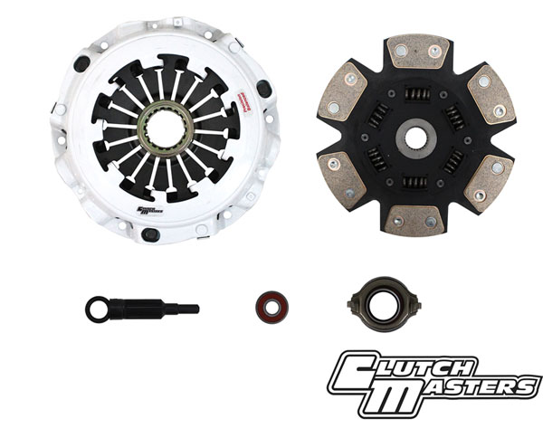 Clutch Masters 15016-HDC6 |  Subaru Legacy Outback - 4 Cyl 2.2L Turbo Clutch Master FX400 Clutch Kit; 1991-1994