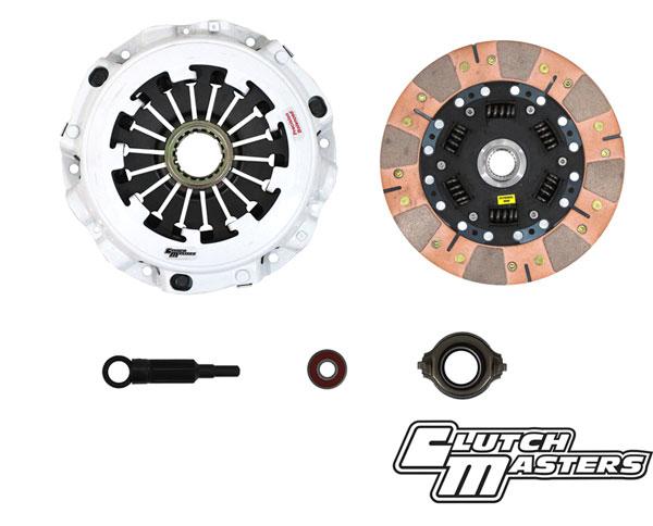 Clutch Masters 15016-HDCL |  Subaru WRX - 4 Cyl 2.0L Turbo 5-Speed Clutch Master FX400 Clutch Kit; 2002-2005