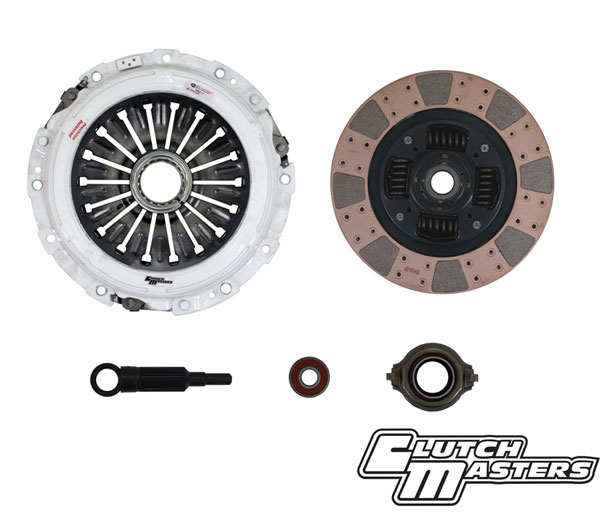 Clutch Masters 15017-HDCL |  Subaru WRX Sti - 4 Cyl 2.5L Turbo 6-Speed Clutch Master FX400 Clutch Kit; 2004-2011