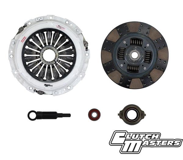 Clutch Masters 15017-HDFF |  Subaru Legacy Outback - 4 Cyl 2.5L Turbo 6-Speed (GT Spec B) Clutch Master FX350 Clutch Kit; 2007-2009