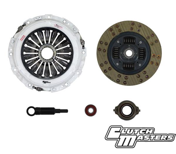 Clutch Masters 15017-HDKV |  Subaru Legacy Outback - 4 Cyl 2.5L Turbo 6-Speed (GT Spec B) Clutch Master FX200 Clutch Kit; 2007-2009