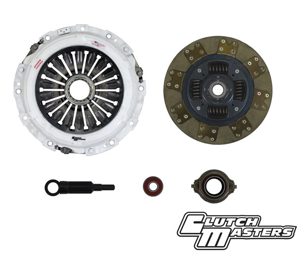 Clutch Masters 15017-HDTZ |  Subaru WRX Sti - 4 Cyl 2.5L Turbo 6-Speed Clutch Master FX300 Clutch Kit; 2004-2011