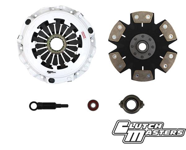 Clutch Masters 15019-HDB6 |  Subaru Forester - 4 Cyl 2.5L 5-Speed 4WD Clutch Master FX500 Clutch Kit; 2004-2006