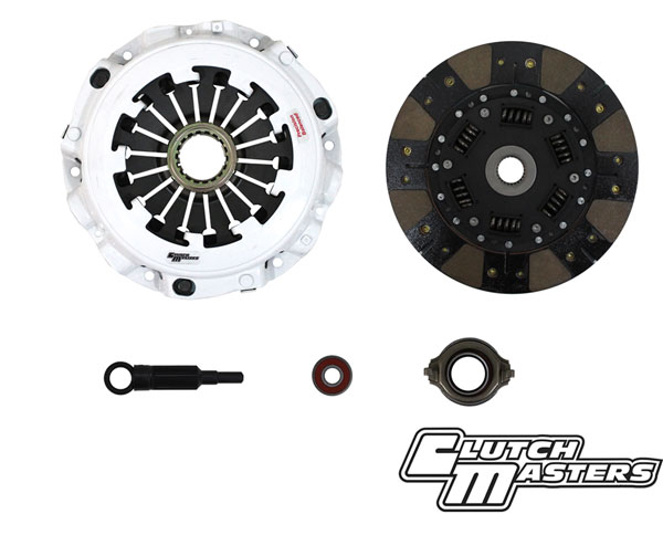 Clutch Masters 15019-HDFF |  Subaru Forester - 4 Cyl 2.5L 5-Speed Turbo Clutch Master FX350 Clutch Kit; 2004-2005