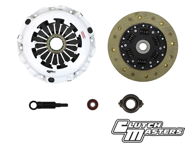 Clutch Masters 15019-HDKV |  Subaru Forester - 4 Cyl 2.5L 5-Speed Turbo Clutch Master FX200 Clutch Kit; 2004-2005