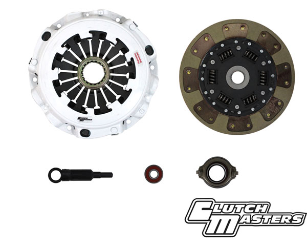 Clutch Masters 15019-HDTZ |  Subaru Forester - 4 Cyl 2.5L 5-Speed Turbo Clutch Master FX300 Clutch Kit; 2004-2005