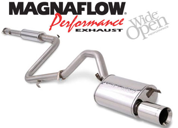Magnaflow 15775:  Exhaust System for MITSUBISHI ECLIPSE 2000