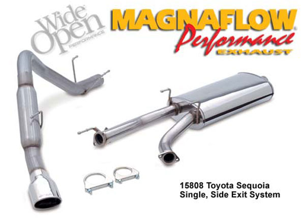 Magnaflow 15808:  Exhaust System for TOYOTA SEQUOIA 2001-2006