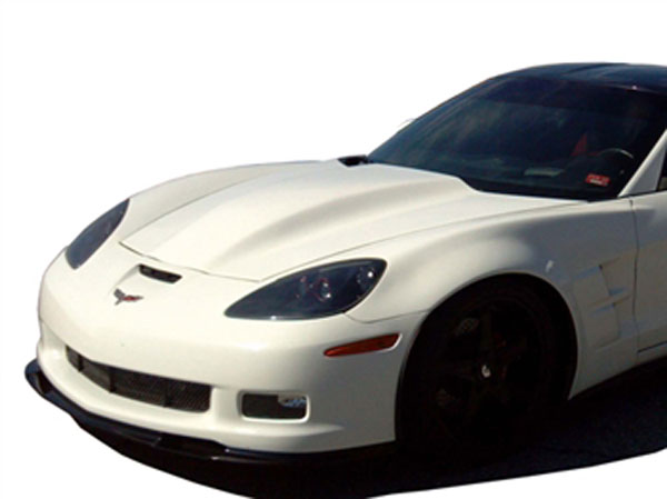 RKSport 16011030 | Corvette C6 Whipple Supercharger Hood