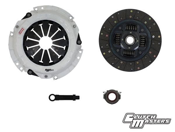 Clutch Masters 16055-HD00 |  Geo Prizm - 4 Cyl 1.6L -5 DOHC (To 4/91) Clutch Master FX100 Clutch Kit; 1990-1991